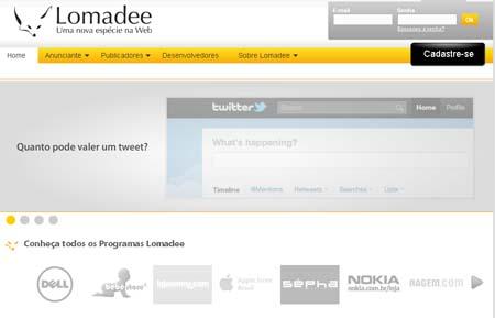 Programa de Afiliados Lomadee
